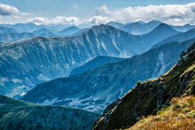 Western Tatras Scenery, Slovak...