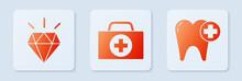 Set First Aid Kit, Diamond Tee...