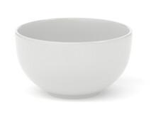 White Ceramic Bowl 3d Rendering