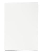 Blank Paper Sheet 3d Rendering