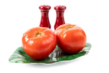 Two Large Vine Ripe Tomatoes O...