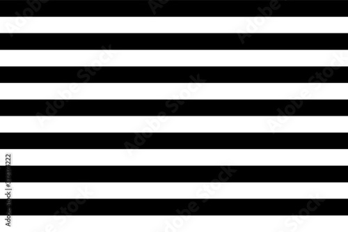 Line black stripes on white background with vintage texture beautiful Fototapet