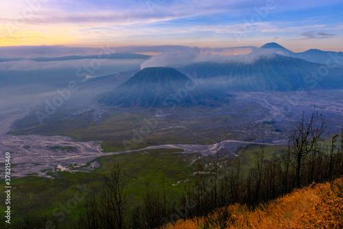 Fototapety, obrazy: Bromo Mountain