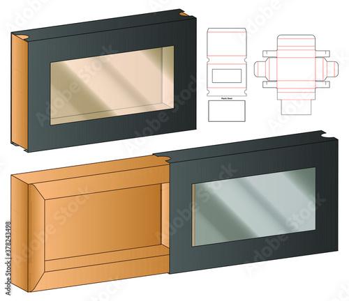 caja personalizada Canvas Print
