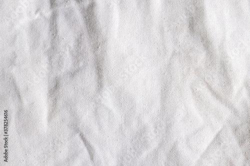 Fotografie, Obraz white calico fabric cloth background texture