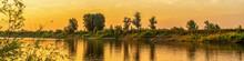 Picturesque Summer Panoramic L...