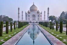 Taj Mahal Agra Country