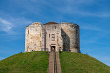 Cliffords Tower Norman Castle ...