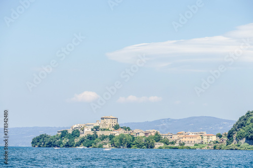 Fototapeta view of manarola cinque terre italy, digital photo picture as a background , taken in Marche region, italy, , europe obraz