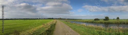 Fotomural Dutch polder landscapes