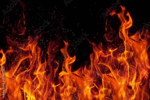 Fotografie, Obraz fire