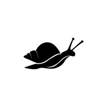 Snail Animal Logo And Symbol