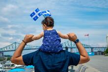 Drapeau Québec - Happy Quebec...