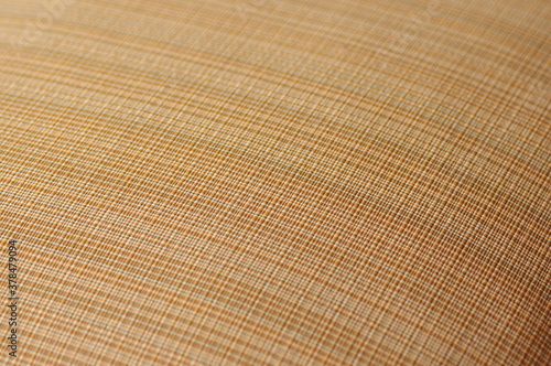 Fototapeta 細かい格子状の織物を使った和風素材 obraz