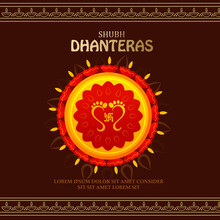 According To Hindu Calendar, Dhanteras Falls On The 13th Lunar Day Of Krishna Paksha (dark Fortnight) In The Month Of Ashwin