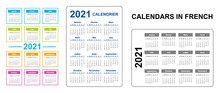Pocket Calendar On 2021 Year, ...