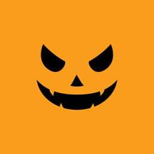 Feliz Halloween. Silueta De Ca...