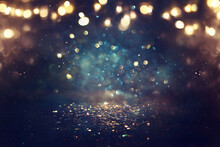 Background Of Abstract Glitter...