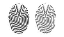 Fingerprint Icon Design For Ap...