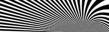 Op Art Distorted Perspective B...