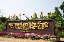 Label Tag Huai Nam Dang Nation...