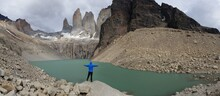 Torres Del Paine, Mountains. S...