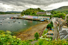 Portree  The Largest Town Of T...