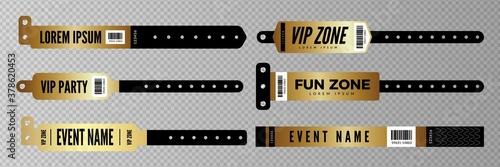Slika na platnu Events bracelets