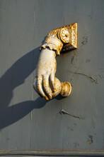 Door Handle, Clermont Ferrand- France