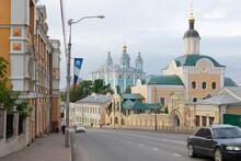 Smolensk, Russia.