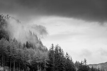 Incoming Storm, Scotland