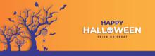Happy Halloween Tricks Or Trea...