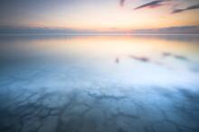 Coastal Mudflats 'wadden Sea' ...