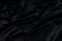 Black Abstract Background Clot...