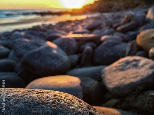 Fotografie, Obraz stones on the beach