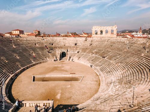 Fototapeta Arena di Verona