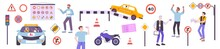 Driving School Set