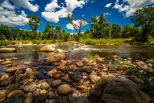 Cache La Poudre River Long Exposure
