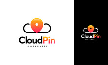 Creative Cloud Pin Logo Deign ...