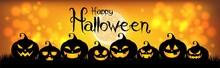 Halloween Poster, Night Backgr...