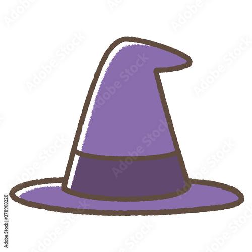 Tablou Canvas 魔女の帽子