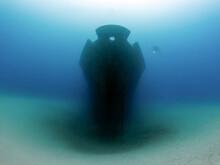The Wreck Of The Um El Faroud ...