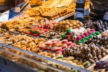 Sweet Shop In Marrakech