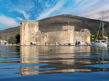 Trogir A Picturesque Castle On...