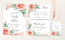 Wedding Invite, Rsvp, Thank Yo...