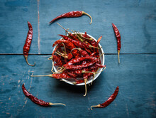 Spicy Red Chilli Powder With S...