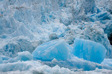 Ice From South Sawyer Glacier,...