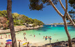 canvas print picture - Cala D'Or