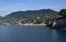 Part Of Camogli Overlooking Th...