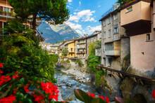 Chiavenna, Sondrio, Lombardia,...
